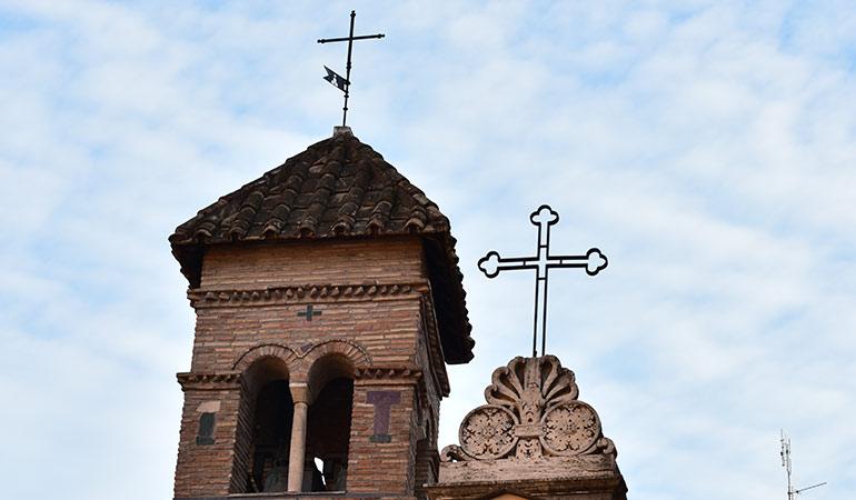 La chiesa di San Benedetto in Piscinula